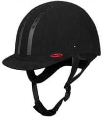 Swing Jezdecká helma SWING H08 černá/černá, Velikost 55