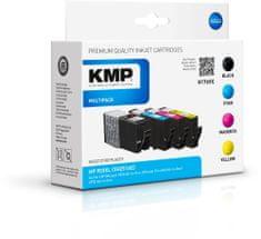 KMP HP 903XL multipack (HP 3HZ51AE, HP 3HZ51AE) sada inkoustů pro tiskárny HP