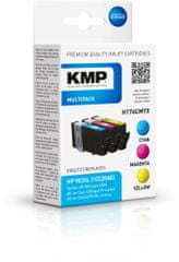 KMP HP 903XL multipack sada barevných inkoustů pro tiskárny HP