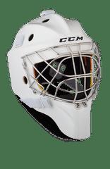 CCM Maska CCM Axis A1.5 YTH, bílá, Dětská, 49-54cm