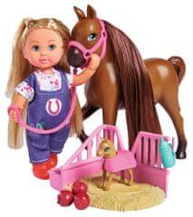Simba lutka Eva veterinar Welcome Horse