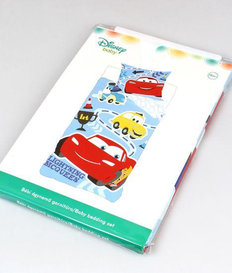 """SETINO Pościel dziecięca """"Disney Auta"""" - 90x140, 55x40"""