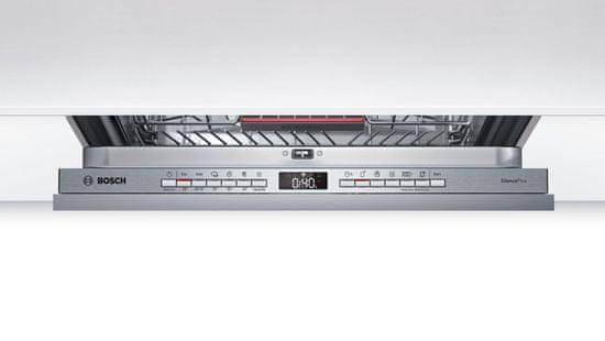Bosch SMV4ECX14E + doživotní záruka AquaStop