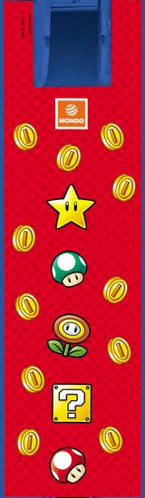 Mondo hulajnoga składana Alu Super Mario