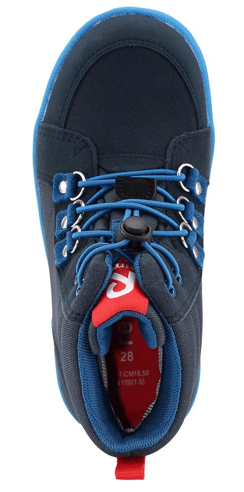 Reima dětská kotníčková obuv Wetter 33 tmavě modrá