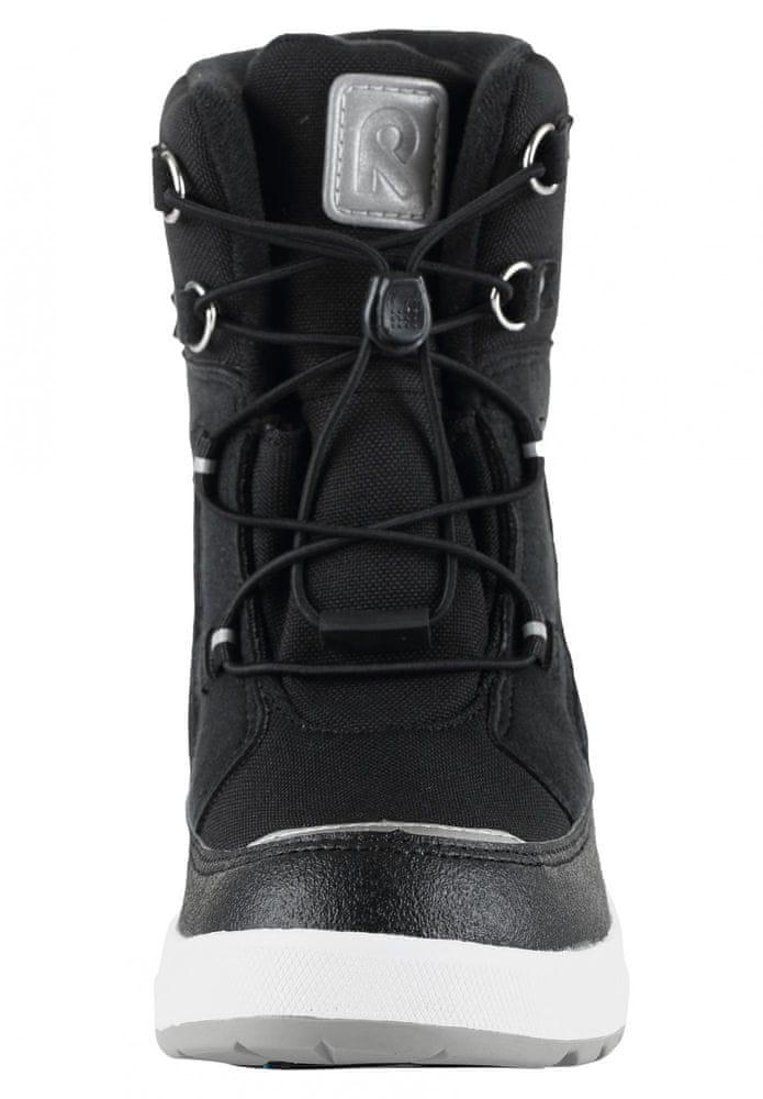 Reima dětská kotníčková obuv Laplander 33 černá
