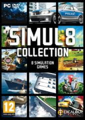 Excalibur Publishing Simul8 Collection igra (PC)