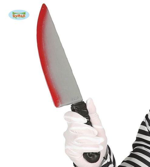 Krvavý nôž - HALLOWEEN - 37 cm