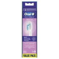 Oral-B wymienne główki do szczoteczek Pulsonic Sensitive 4 szt.