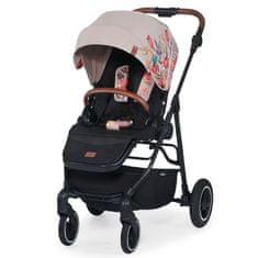 KinderKraft wózek ALL ROAD Bird pattern 2020