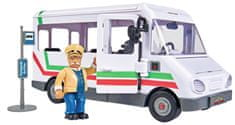 SIMBA Požiarnik Sam Trevorov autobus 21 cm