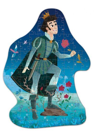 Ludattica Puzzle pro děti - Ludattica - Princ - 100 dílů