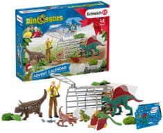 Schleich Dinozavri 2020 adventni koledar
