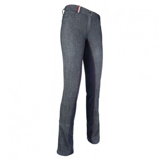 HKM Dámské pantalony s celokoženým sedem Country HKM, Velikost 36