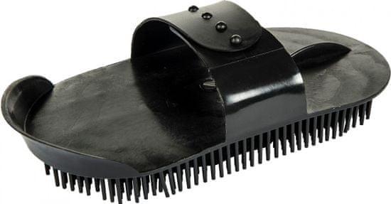 HKM Plastové masážní hřbílko HKM černá