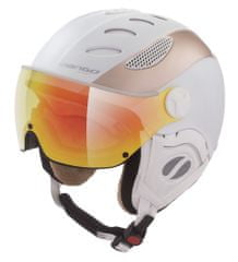 Mango kask narciarski damski Cusna Pro+ 55-57, biały