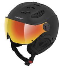 Mango kask narciarski Cusna Pro+ 55-57, czarny