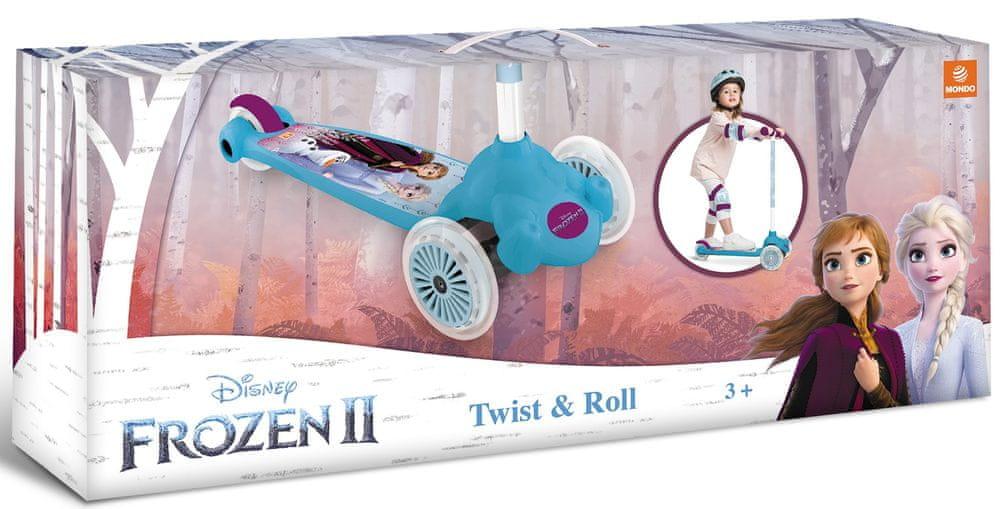 Mondo toys Twist and Roll Frozen II