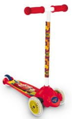 Mondo toys hulajnoga Twist and Roll Cars 3