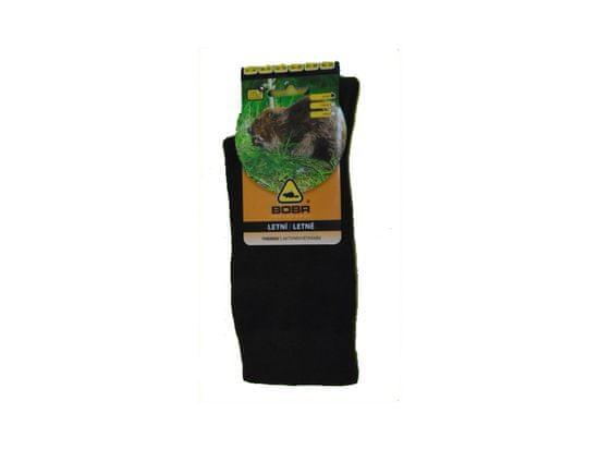 Bobr Ponožky letní - sport, Bobr Barva: Zelená, Velikost: 37-38