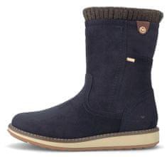 Tom Tailor dámská kotníčková obuv 9092707 40 tmavě modrá