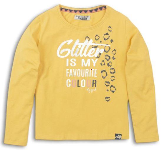DJ-Dutchjeans dekliška majica Glitter