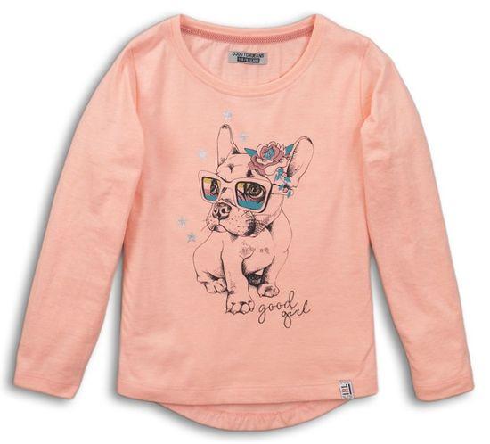 DJ-Dutchjeans dekliška majica Pes