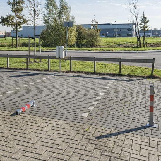 ProPlus Sklopný parkovací sloupek se zámkem