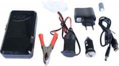 Sports Vzduchovanie vody 230V,12V aku., USB, 3xAA, auto zap.