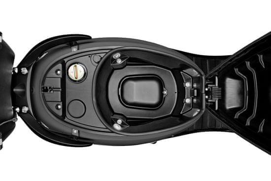 BUFFLER SR125N - šedá barva