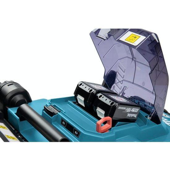 Makita akumulatorska potisna kosilnica DLM432PT2