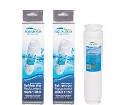 Aqualogis Vodní filtr AL-914ULTRA - přímá náhrada filtru Bosh / Cuno 9000 077104 UltraClarity - set 2 ks