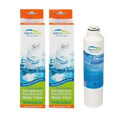 Aqualogis Vodní filtr AQUALOGIS AL-020B - náhrada filtru SAMSUNG DA29-00020B, DA29-00020A (HAFCIN/EXP) - set 2 ks