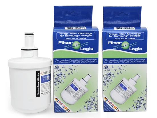 Filter Logic Filtr Pozzani FL-293G - náhrada filtru Samsung DA29-00003F i filtru DA29-00003G - set 2 ks