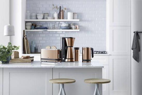 WMF Kitchenminis Aroma kavni aparat, bakren