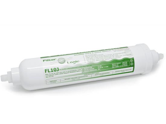 Filter Logic Vodní filtr FL-10J pro lednice značky SAMSUNG, LG, DAEWOO a další