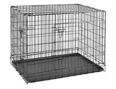 BestPet Klec pro psa 89x57x67 cm velikost L STRONG