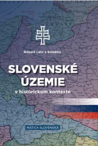 Slovenské územie v historickom kontexte (Kniha)