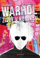 Andy Warhol Život v komiksu