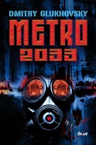 Metro 2033 (Kniha)