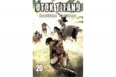 Útok titánů 20