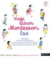 Moje album Montessori Čas
