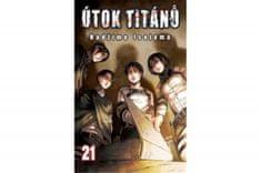 Útok titánů 21