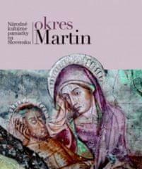 Okres Martin Národné kultúrne pamiatky na Slovensku