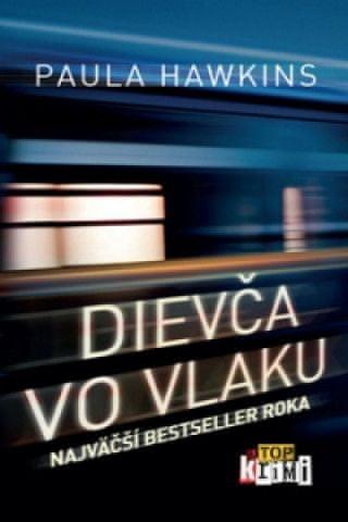 Dievča vo vlaku (Kniha)