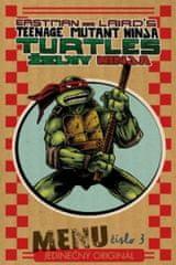 Želvy Ninja Menu číslo 3