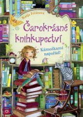 Čarokrásné knihkupectví Kámoškami napořád!