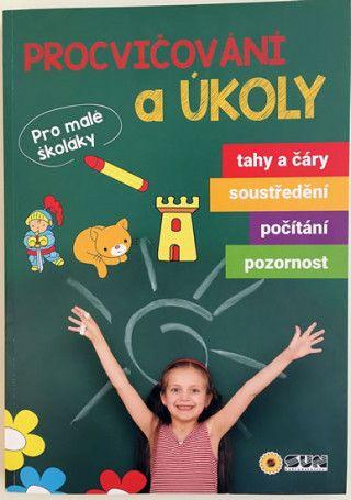 Procvičovávní a úkoly pro malé školáky