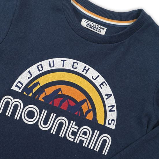 DJ-Dutchjeans fantovska majica Mountain