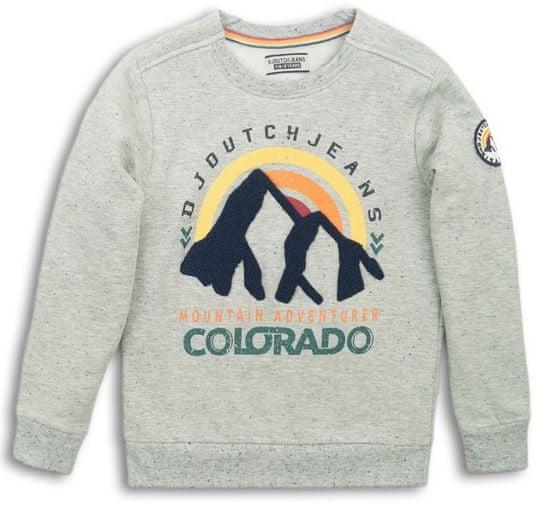 DJ-Dutchjeans fantovski pulover Colorado